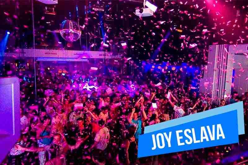 Listas Joy Eslava en Madrid